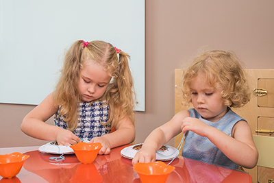 Продленка для детей, не посещающих детский сад в LE-Junior